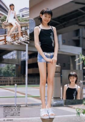 岡本杏理2009bikyak