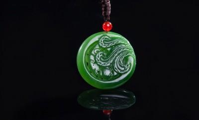 翡翠pendants