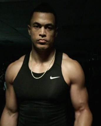 ジャンカルロ・スタントンの筋肉画像2